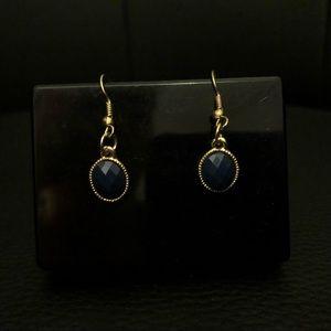 Jewelry - Navy Earrings